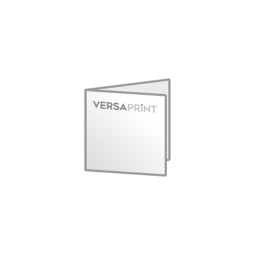 Vabilo Kvadrat (148x148 mm), 4-strani, odprt: 296x148 mm