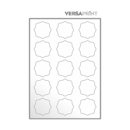 PVC nalepke (na poli A4)